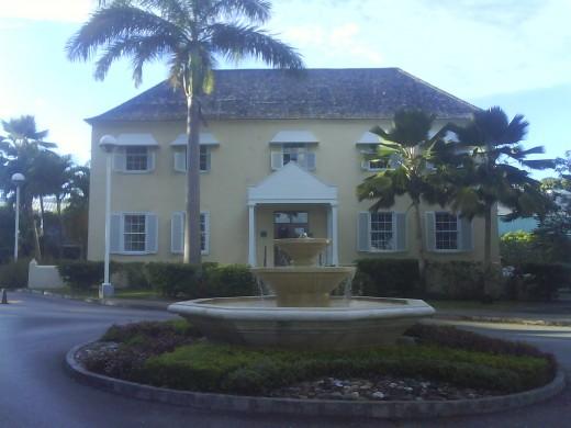 Warrens Great House