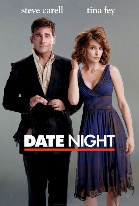 The Date Night Movie Poster