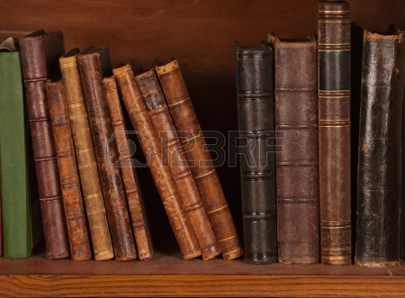 Antique Books.