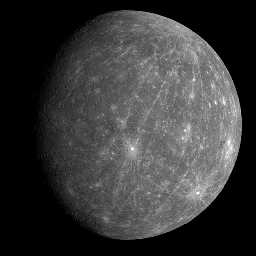 Mercury is the closest planet to the Sun.  It can be seen without the aid of a telescope and its existence has been known about for thousands of years, but it still continues to fascinate and enthrall.