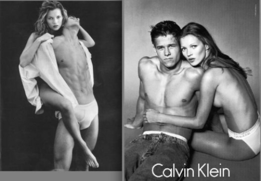 This is what defines the image of a successful man for men today though this ad dates back to the 1990s.