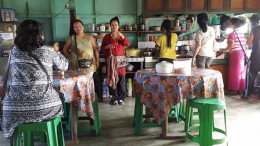 Tea Shop in N.E. India