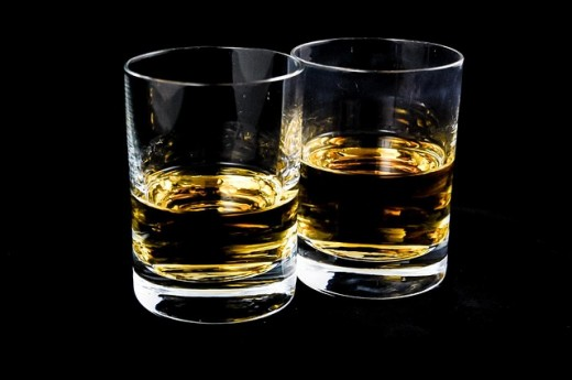 There is nothing quite like a wee dram at the end of the day.  Scotch whiskey has a unique complexity of flavor that is difficult to replicate.  Blends, as the word suggests, combine a variety of different whiskeys, both single malt and grain.