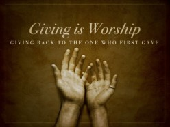 Why Giving Will Never Leave You Empty Handed (Giving is Worship)