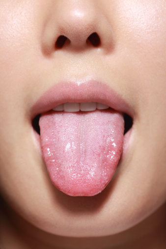Every human being has a unique tongue