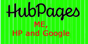 How I get a long with HubPages and Google as a web writer.