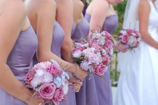 Accommodating your bridesmaids' abilities