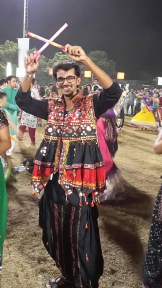 Dandiya Raas Navaratri Dance