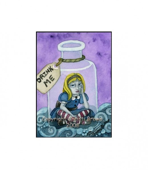 """""""Pool of Tears"""" by Christi Brown"""