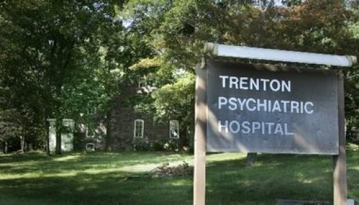 Trenton Pyschiatric Hospital Abandoned Insane Asylums