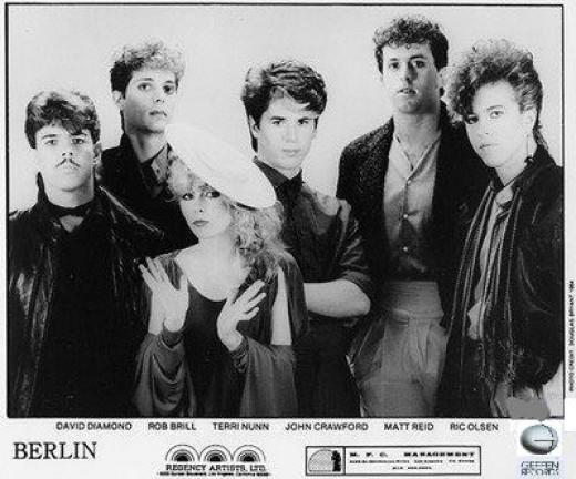 Photograph of Berlin (1982).