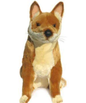 Dingo Plushie