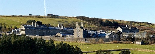 Dartmoor Prison - an isolated and grim place