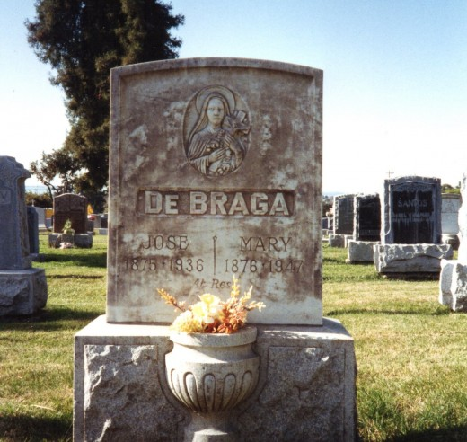 Cemeteries can be a source of many clues and many unanswered questions.