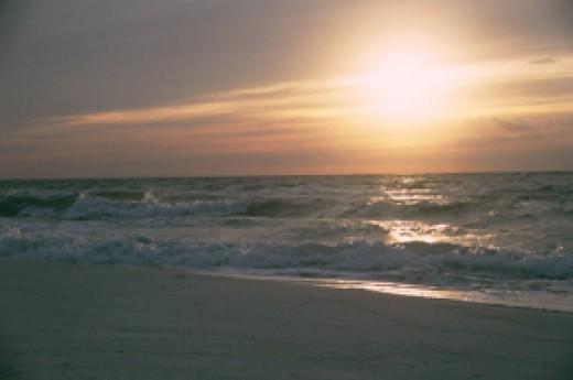 Pensacola Beach  (Photo by Cheryl Rogers)