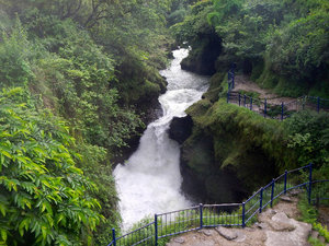Davis Fall (Monsoon View)