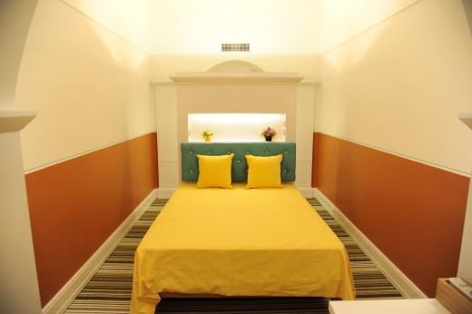Hotel Single Room