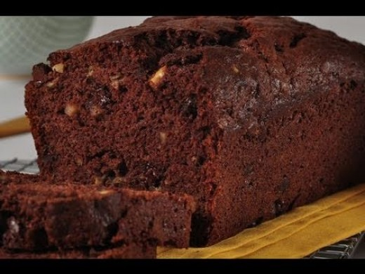 Chocolate Banana Brownie Bread
