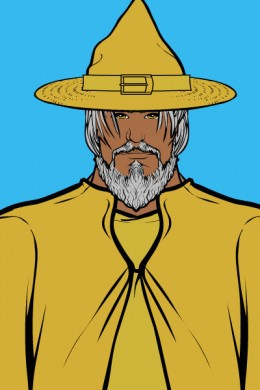 Old Man Ben the Gold