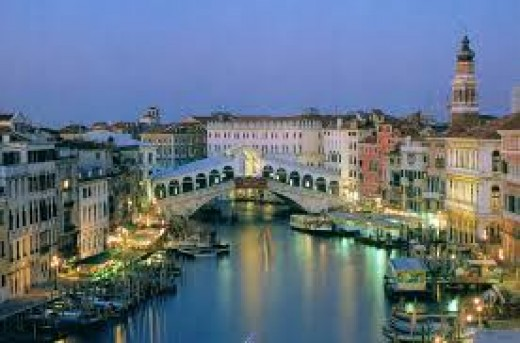 Italy is beautiful - hubpages will help you learn to speak the language