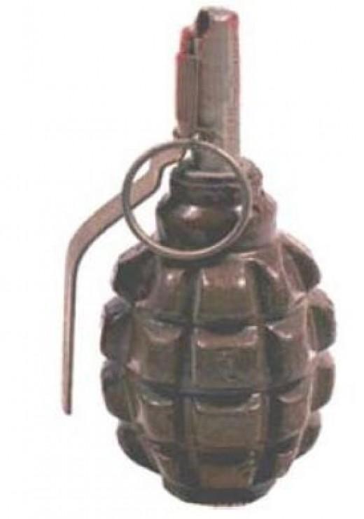 F1 Fragmentation Hand Grenade