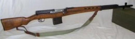 Tokarev SVT-40