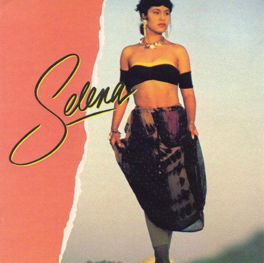 Selena's self-titled debut album.