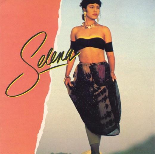 Selena's self-titled debut album.