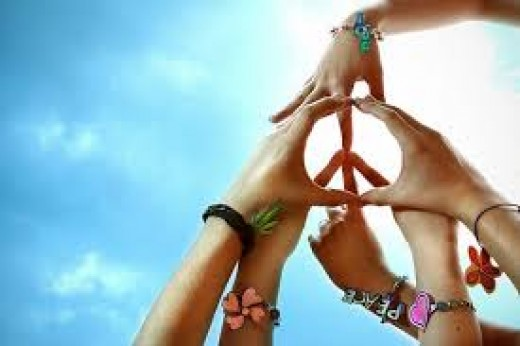 Give PEACE A CHANCE !