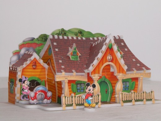 Mickey Mouse Toon Town