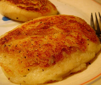 Delicious potato cakes, great with a full English breakfast