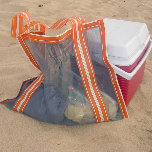 How-To Make This Beach Tote