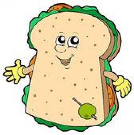 Use the Sandwich Method