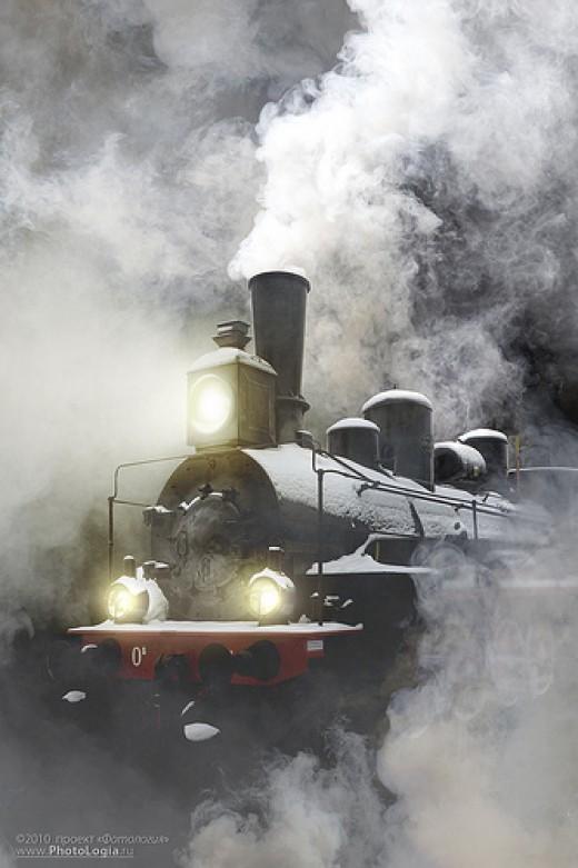 Turn of the Century Steam Engine