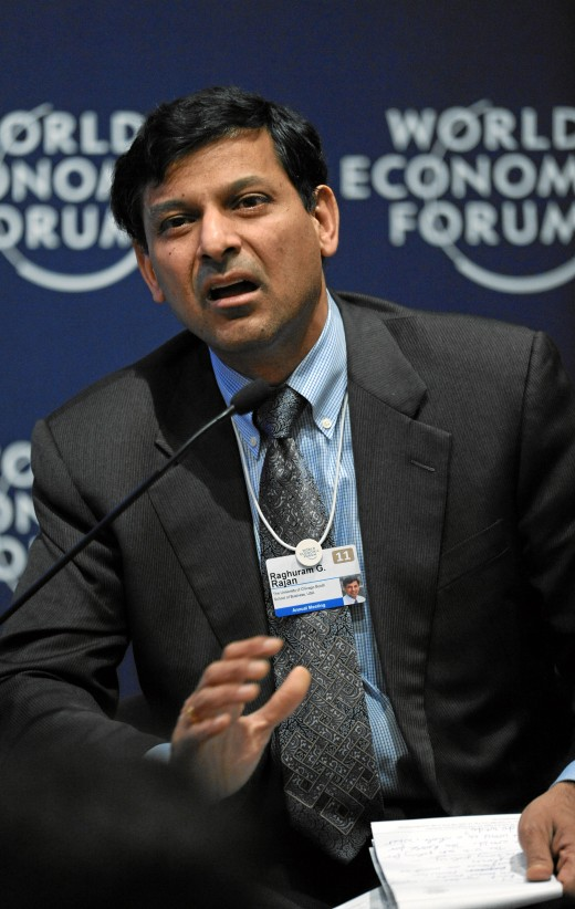 Raghuram G. Rajan, RBI Chairman, World Economic Forum Annual Meeting 2011.