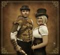 Steampunk Couples Costume Ideas