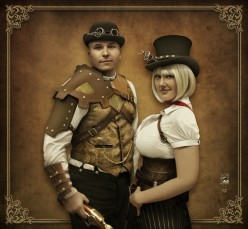 Steampunk Couples Costume Ideas