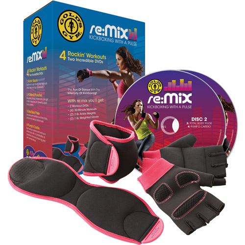 This kickboxing kit can be found at Walmart.