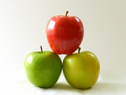 Learn five sentences about health benefits of apples on this page