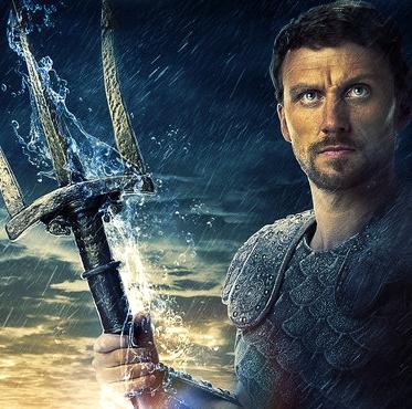 Kevin McKidd as Poseidon
