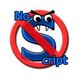 NoScript logo.
