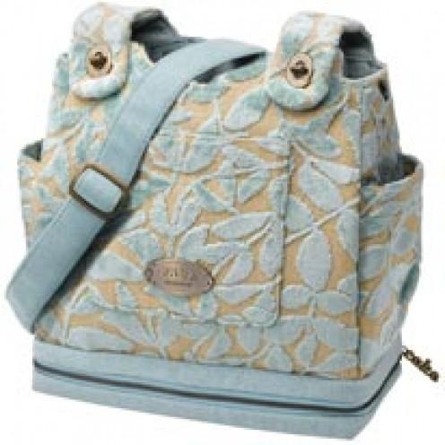 Huckleberry Swirl Cake backpack diaper bag by Petunia Pickle Bottom