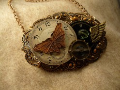 Steampunk Jewelry Gifts