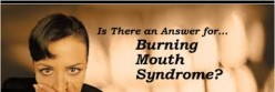 Burning Mouth Syndrome What is It?