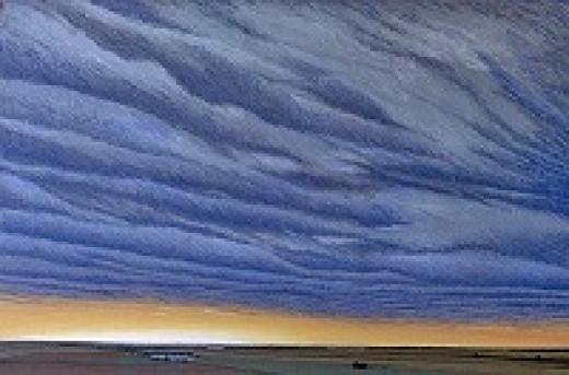Curtain Sky
