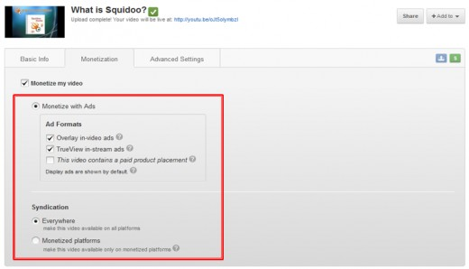 Step 6: Choose Type of YouTube Ads