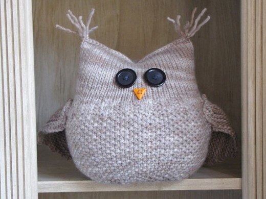 Guardian Owl Pattern