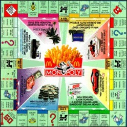Have you ever won anything playing the McDonald's Monopoly game?