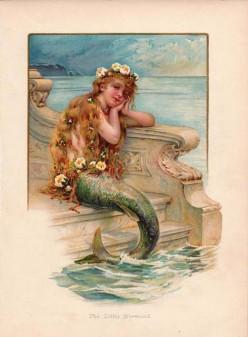 """Transcending Gender: An Analysis of """"The Little Mermaid"""""""