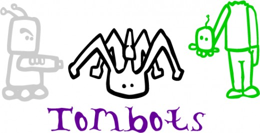 Dingbat Font Halloween Monsters